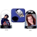 Custom Printed Clear Front Photo Snow Globes