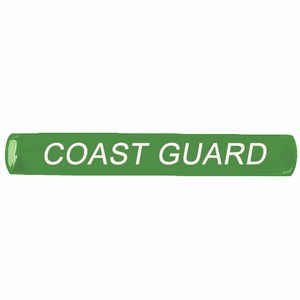 Custom Imprinted Coast Guard Arm Bands