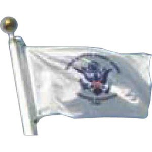Custom Imprinted Coast Guard Flags