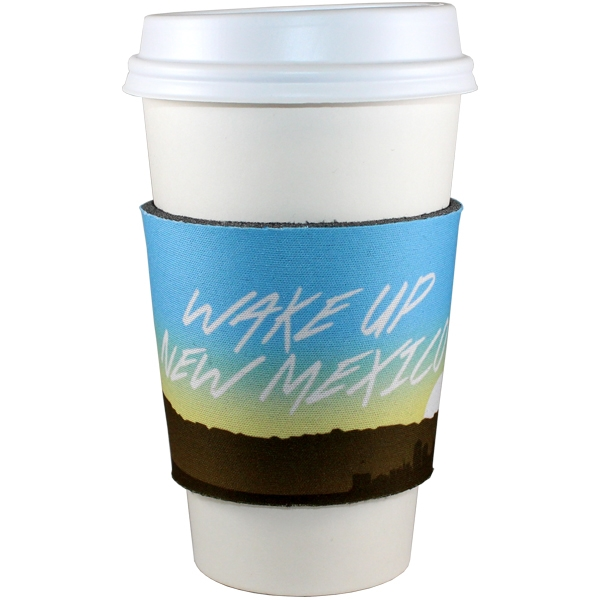 Custom Printed Coffee Cup Sleeves For Under A Dollar
