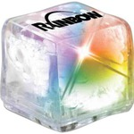 Custom Designed Color Changing Cool Gel Light Up Ice Cubes