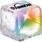 Custom Printed Color Changing Econo Glow Light Up Ice Cubes