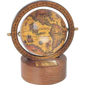 Custom Printed Columbus Day Globes