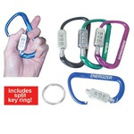 Custom Decorated Combination Lock Carabiners