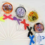 Custom Printed Condom Pops
