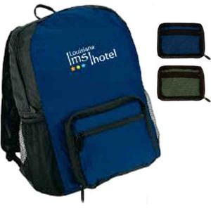 Convertible Backpacks, Custom Imprinted With Your Logo!