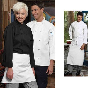 Custom Printed Cotton Twill Aprons