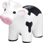 Custom Printed Cow Stress Reliever