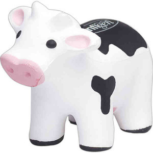 Custom Printed Cow Stress Relievers