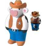 Custom Decorated Cowboy Stress Relievers