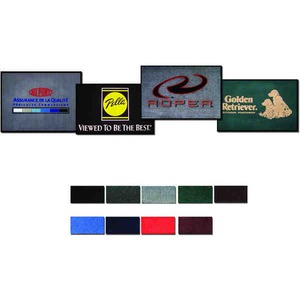 Custom Logo Auto Floor Mats, Custom Imprinted With Your Logo!