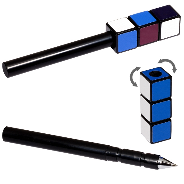 Puzzle Pens, Custom Imprinted With Your Logo!