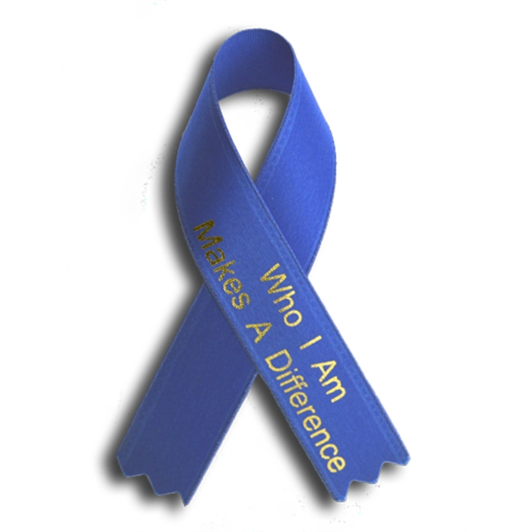 Custom Imprinted Awareness Ribbons