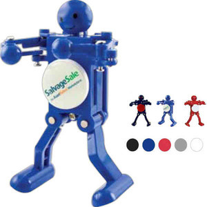 Dancing Robots, Custom Decorated With Your Logo!