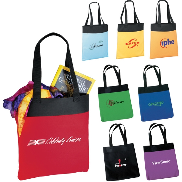 Tote Bags, Custom Imprinted With Your Logo!