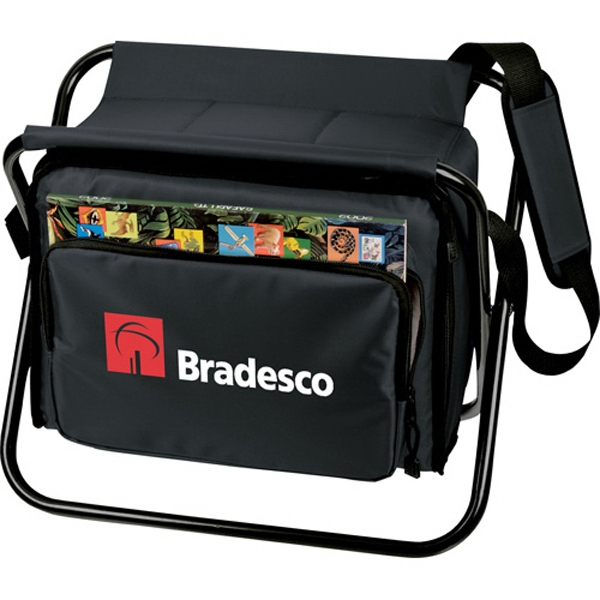 1 Day Service Cooler Chair Insulated Bags, Custom Decorated With Your Logo!