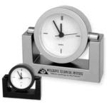 Custom Imprinted Desk Clocks