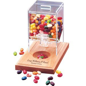Desktop Candy Dispenser Food Gift Sets, Custom Imprinted With Your Logo!