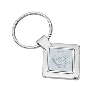 Custom Imprinted Diamond Shaped Key Tags