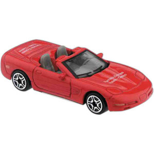 Die Cast 1998 Corvette Cars, Custom Imprinted With Your Logo!