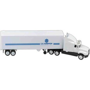 Custom Printed Die Cast Aeromax Trucks with Trailers