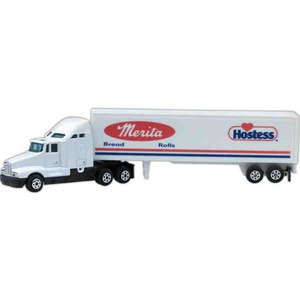Custom Printed Die Cast Conventionals with Trailers