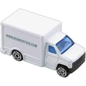 Custom Printed Die Cast Delivery Trucks