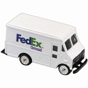 Custom Printed Die Cast Panel Trucks