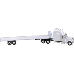 Custom Printed Die Cast Peterbilt Trucks with Trailers