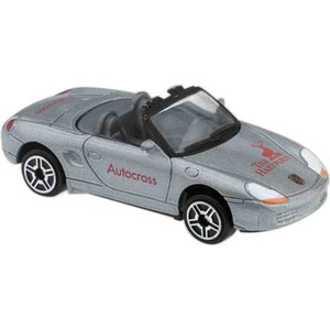 Custom Printed Die Cast Porsche Boxster Cars