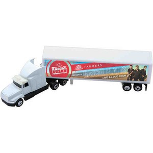 Custom Printed Die Cast Sterling Aeromax with Trailers