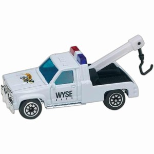 Custom Printed Die Cast Tow Trucks