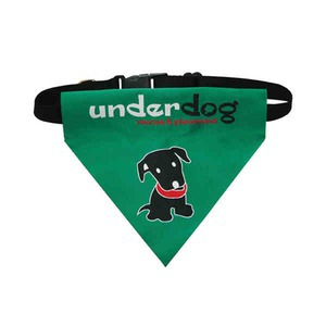 Custom Printed Dog Collar Bandana Sets