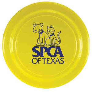 Custom Printed Dog Frisbees