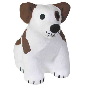 Custom Printed Dog Shaped Stress Relievers