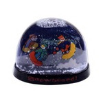 Custom Printed Dome Shaped Snowglobes