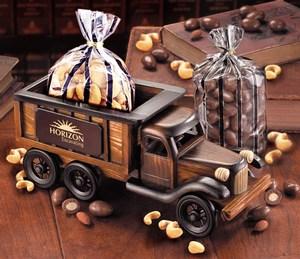 Maple Ridge Dump >> Dump Truck Vehicle Themed Food Gifts, Custom Made With Your Logo!