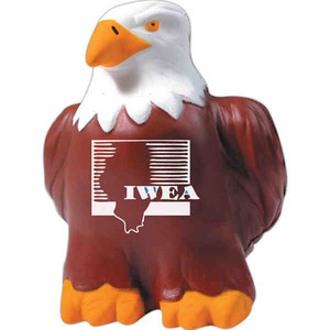 Custom Printed Eagle Shaped Stress Relievers