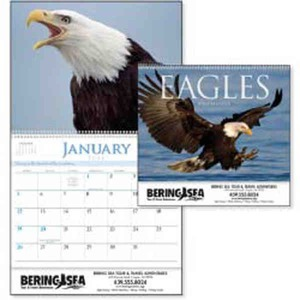 Custom Printed Eagles Appointment Calendars