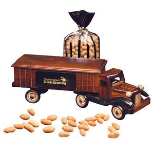 Custom Printed Eighteen Wheeler Vehicle Themed Food Gifts