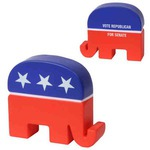 Personalized Republican Elephant Stress Relievers