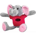 Custom Printed Republican Campaign Elephant Stuffed Animals