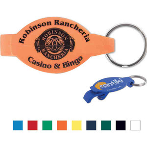 Custom Printed Elliptical Beverage Wrenches For Under A Dollar