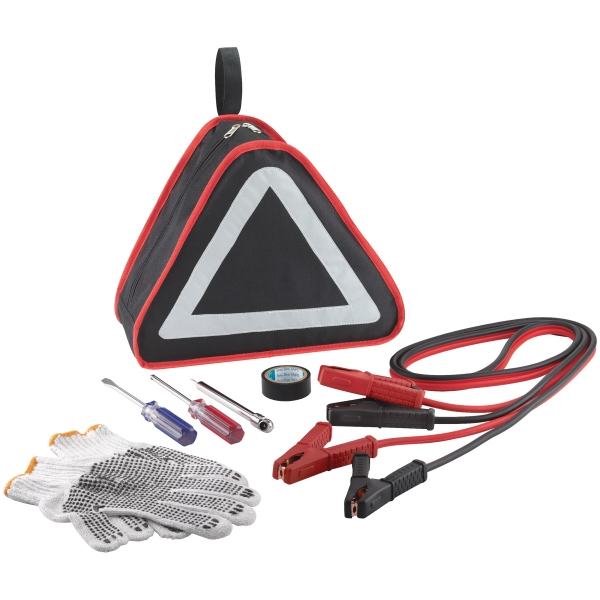 1 Day Service Deluxe Emergency Auto Kits, Custom Printed With Your Logo!