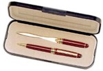 Personalized Pen & Letter Opener Sets