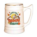 Custom Printed 24oz Fancy Stein