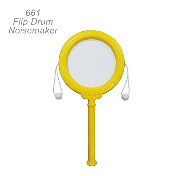 3 Day Service Klacker Noisemakers, Custom Made With Your Logo!