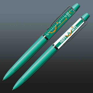 Custom Printed Floating Action Moving Logo Motion Pens