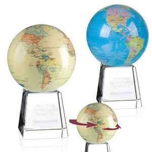 Custom Printed Floating Globe Awards