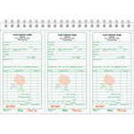 Custom Printed Receipt Books